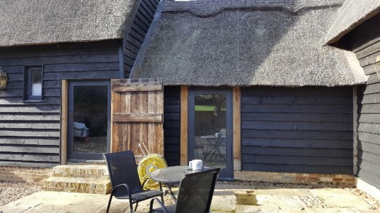 Listed Barn Conversion